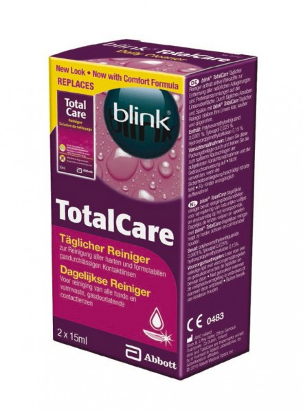 blink Total Care 2x15 ml