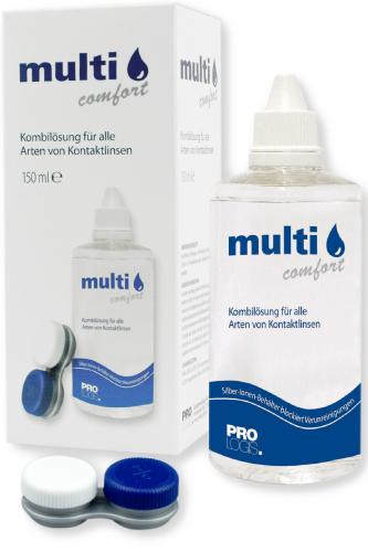 multicomfort 150 ml incl Behälter