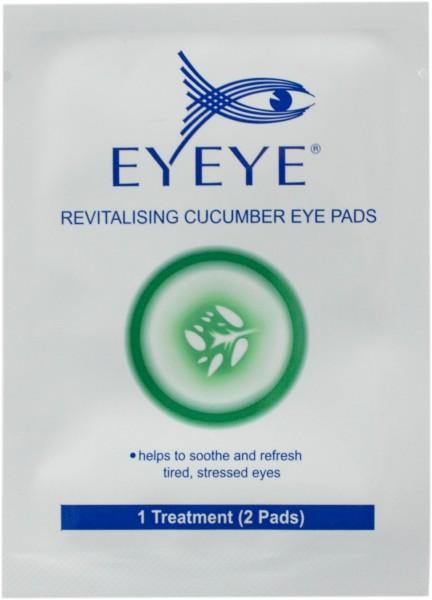 EYEYE Gurken-Augenpads Sachet 2 Pads