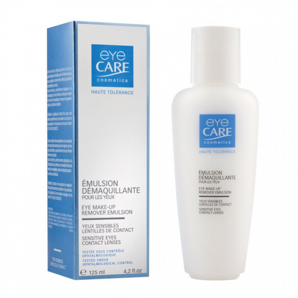 EYE CARE Reinigungsemulsion 125 ml